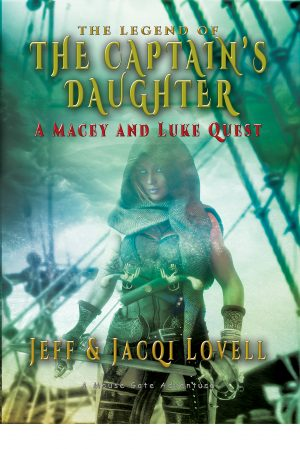 the captain's daughter a macey and lucks quest